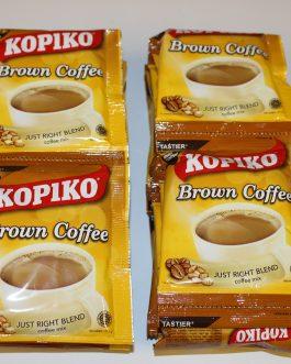 Kopiko 3-in1-Brown Coffee 10 x 30g