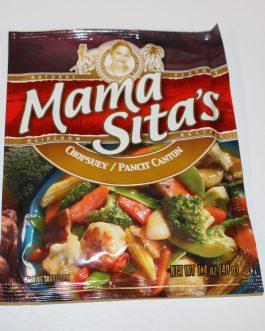 Mama Sita's Chopsuey Mix/ Pancit Canton Mix