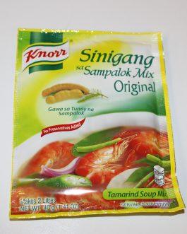 Knorr Sinigang mix/ Sinigang sa sampalok mix orig 40g