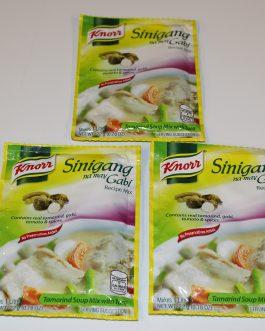 Knorr Sinigang na my gabi – 3 pcs x 22 g