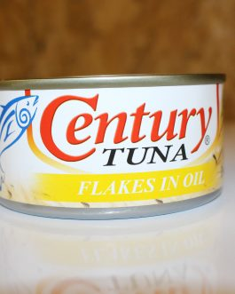 Century Tuna Flakes in Oil – 180g