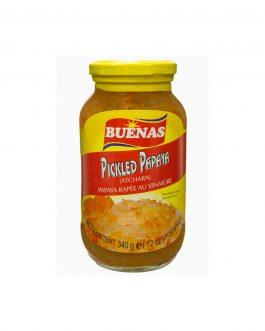 Buenas PICKLED PAPAYA 340G