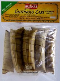 Buenas Glutinous Rice Cake 6pcs