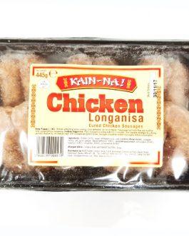 Kain Na! Chicken Longanisa 454g