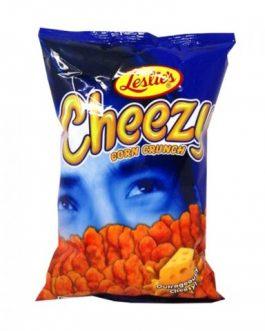 Leslie's Cheesy Corn Crunch 70g