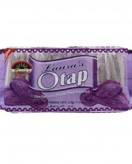 Laura's Otap Cookies Ube