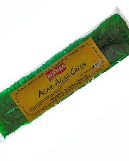 Buenas Agar Agar Strips Green