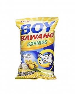 Boy Bawang Garlic