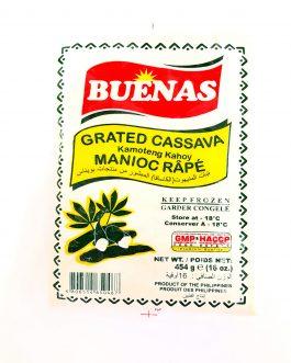 Buenas Grated Cassava 454g