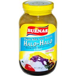 Buenas Halo Halo Mix Fruit & Beans