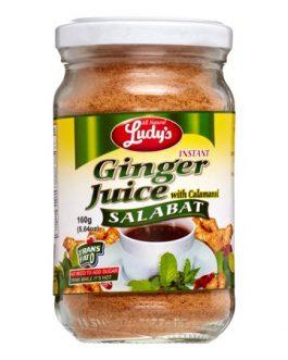 Ludy's Ginger Juice with Kalamansi 160 g