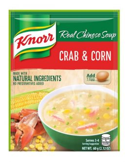 Crab & Sweet Corn Soup Mix 60 g