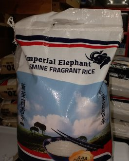 3A's Jasmine Fragrant Rice New Crop 10 kg