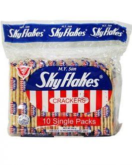 Sky Flakes Singles 10x25g