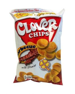 Clover Chips BBQ 145g