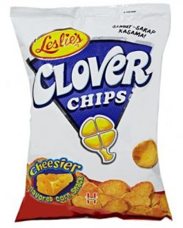 Clover Chips Cheese Flvr 155g
