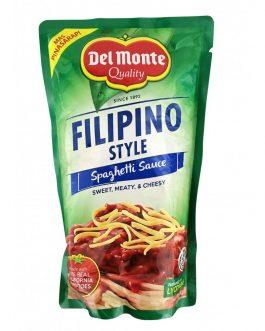 Del Monte Spaghetti Sauce Fil Style 1kg