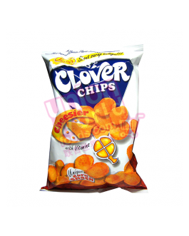 Clover Chips Cheese Flvr 85g