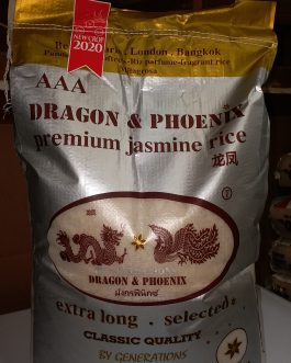 Classic Quality Jasmine Fragrant Rice New Crop 18kg