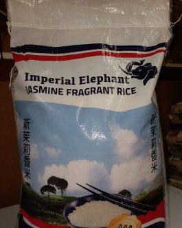Imperial Elephant Jasmine Fragrant Rice 20 kgs