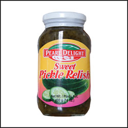 Pearl Delight Pickled Relish 400g