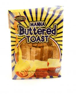 Laura's Buttered Flavour Toasts