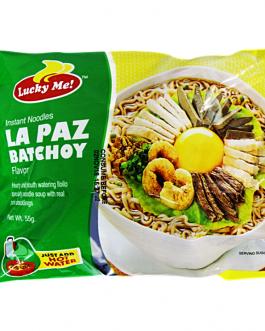 Lucky Me Instant LaPaz Batchoy 60g