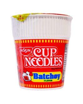 Nissin Batchoy bigger cup