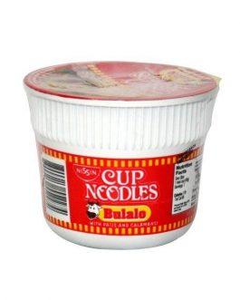 Nissin Cup Noodles Bulalo Mini