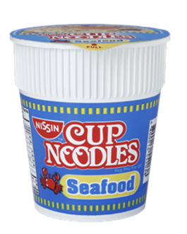 Nissin Cup Noodles Seafood (Bigger Size)