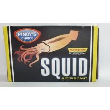 P.C Squid in Hot Garlic Sauce 110g