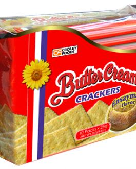 Sunflower Butter Cream Ensaymada