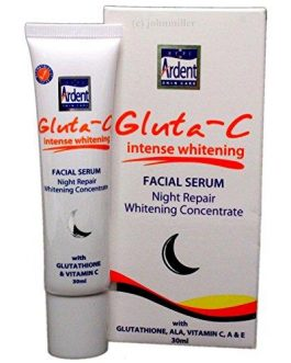 Gluta C Intense Whitening Facial Night
