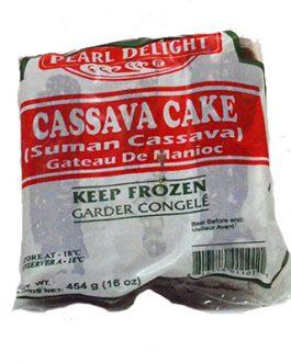 Pearl Delight Cassava Cake
