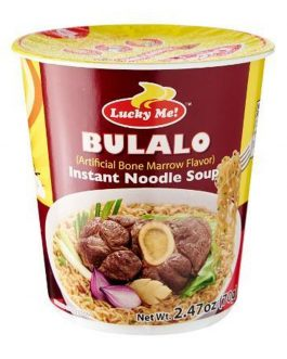 Lucky Me! Bulalo Instant Noodle Soup in Cup