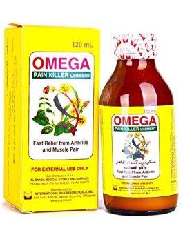 Omega Pain Killer liniment Oil 120ml