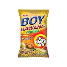 Boy Bawang Chilli and Cheese