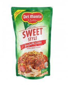 Del Monte Spaghetti Sauce Sweet 500g