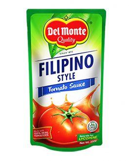 Del Monte Tomato Sauce-Filipino Style 250g