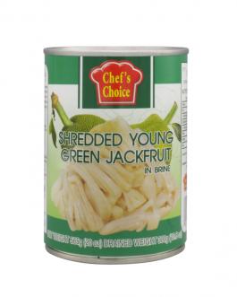 Chef's Choice Shredded Green Jackfruit