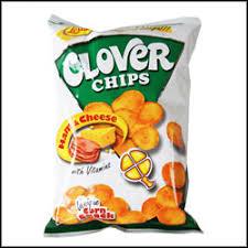 Clover Chips Ham & Cheese 85g