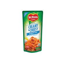 Delmonte Spaghetti Sauce Creamy 500g