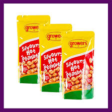 Growers Hot Flavour 80g