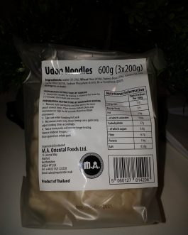 Udon Noodles 3x200g