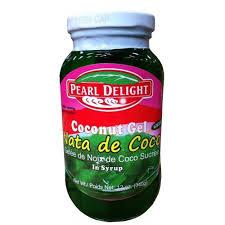 Pearl Delight Nata de Coco Green
