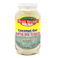 Pearl Delight Nata de Coco White