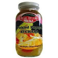 Pearl Delight Pickled Papaya (Atchara)