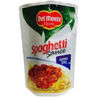 Del Monte spaghetti Sauce Filipino Style 1kg