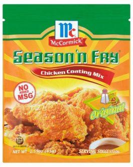McCormick Season 'N Fry Crispy