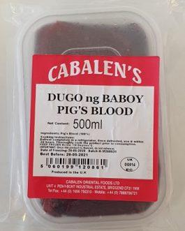 Cabalen Pig's Blood 500ml